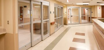 ICU Manual Sliding Doors