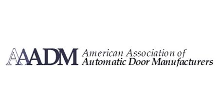 American Association of Automatic Door Manufacturers (AAADM)